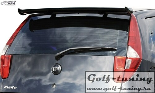 Fiat Punto 2 Typ 188/+Punto 3 Спойлер на крышку багажника