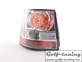 Range Rover Sport 06-10 Фонари светодиодные, хром