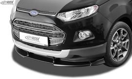 Ford EcoSport 14-17 Накладка на передний бампер VARIO-X