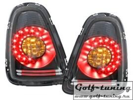 Mini Cooper / S R56 06+ Фонари светодиодные, тонированные с светодиодным поворотником