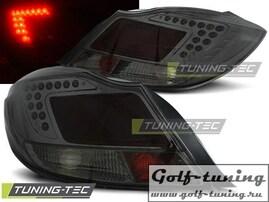 Opel Insignia 08-12 4D Hatchback Фонари светодиодные, тонированные