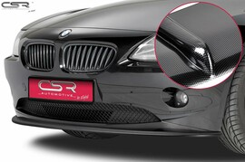 BMW Z4 E85/E86 06-08 Накладка на передний бампер Cupspoilerlippe Carbon Look