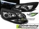 Ford Focus 3 11-15 Фары Light tube design черные