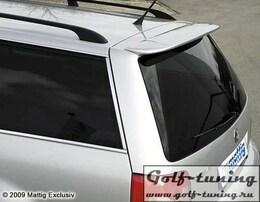 VW Passat B5/B5+ Универсал Спойлер на крышку багажника