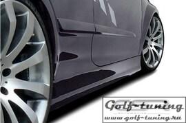 Opel Astra H 04-09 Накладки на пороги