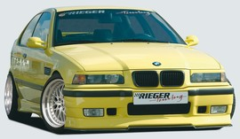 BMW E36 Седан Комплект обвеса Wide Body 2
