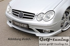 Mercedes W209 Решетка радиатора SL-Look