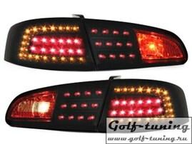 Seat Ibiza 6L 02-08 Фонари светодиодные, тонированные