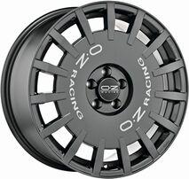 Комплект дисков OZ RALLY RACING серый 7x17 4x100