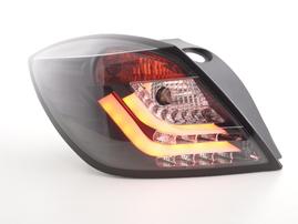 Opel Astra H GTC 04-08 Фонари светодиодные тонированные
