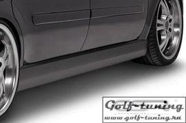 Opel Zafira B 05-11 Накладки на пороги