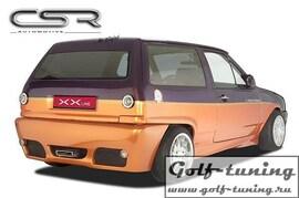 VW Polo 86C 2F 90-94 Бампер задний X-Line design