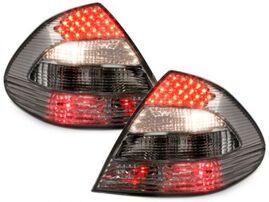 Mercedes W211 02-06 Фонари светодиодные, тонированные