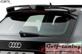 Audi A3 8V 3Дв/Sportback 12- Спойлер на крышку багажника