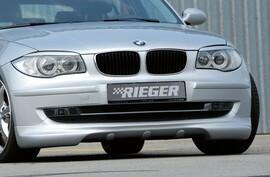 BMW E87 07-11 Накладка на передний бампер