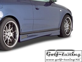 Audi A3 8L 96-03 Накладки на пороги X-Line design