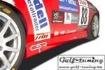 VW Golf 3/Golf 4/Vento/Polo 6KV2/6KV5/Seat Ibiza 6K/Cordoba/Ford Escort/Opel Kadett Накладки на пороги