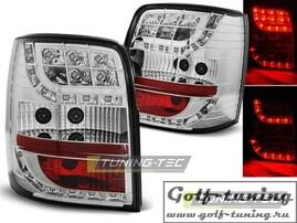 VW Passat B5 96-00 Универсал Фонари светодиодные, хром