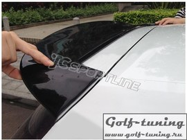 VW Golf 7 12-17 Спойлер на крышку багажника