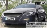 VW Passat CC 07-10 Светодиодные поворотники+дневные ходовые огни
