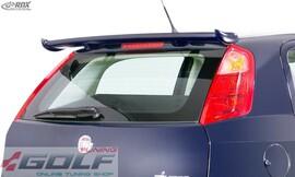 Fiat Grande Punto Спойлер на крышку багажника