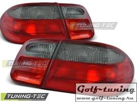 Mercedes W210 Седан 95-02 Фонари красно-тонированные
