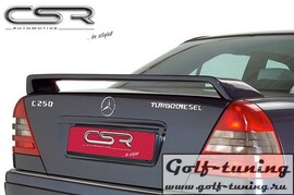 Mercedes Benz W202 93-01 Спойлер на крышку багажника X-Line design