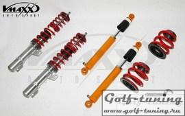 Audi TT(8N) Coupe/Roadster/Quattro/Seat Leon/Skoda Octavia/VW Golf IV/Bora Винтовая подвеска V-Maxx c регулировкой по жесткости и высоте