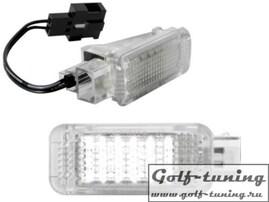 VW Golf 6 Светодиодная внутрисалонная подсветка ILEDVAG01