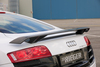 Audi R8 07- Спойлер на крышку багажника Carbon