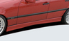 Mercedes W202 Накладки на пороги