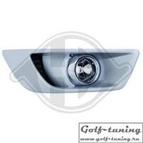 Ford Mondeo 07-10 Противотуманные фары серебристые