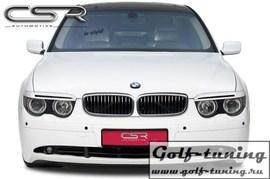 BMW E65 / E66 01-05 Реснички на фары