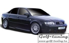 Audi A4 8E 00-04 Бампер передний GT-Street-One