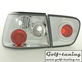 Seat Ibiza 6K 99-02 Фонари хром
