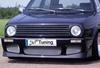 VW Golf 2 Бампер передний
