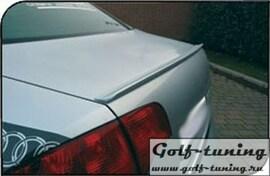 Audi A4 B7 04-08 Спойлер на крышку багажника