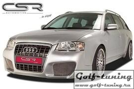Audi A6 C5 Typ 4B Facelift 01-04 Бампер передний