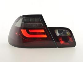 BMW 3er E46 Coupe 03-07 Фонари светодиодные красно- тонированные