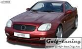 Mercedes R170 96-00 Спойлер переднего бампера VARIO-X