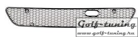 Opel Astra G Решетка без значка с железной сеткой