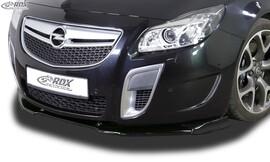 Opel Insignia OPC Спойлер переднего бампера VARIO-X
