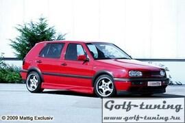 VW Golf 3, VW Vento Пороги