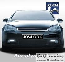 VW Golf 5 Решетка радиатора без значка хром