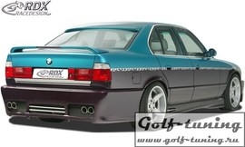 BMW E34 Бампер задний