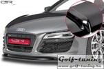 Audi R8 06-15 Накладка на передний бампер Cupspoilerlippe глянцевая