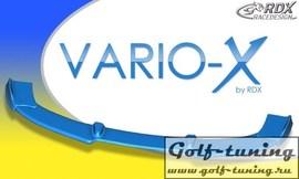 Citroen C2 08- Спойлер переднего бампера VARIO-X