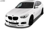 BMW 5er F07 GT Накладки на пороги Slim