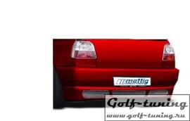 VW Golf 3 Бампер задний RS