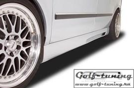 VW Sharan/Ford Galaxy/Seat Alhambra 95-06 Накладки на пороги
